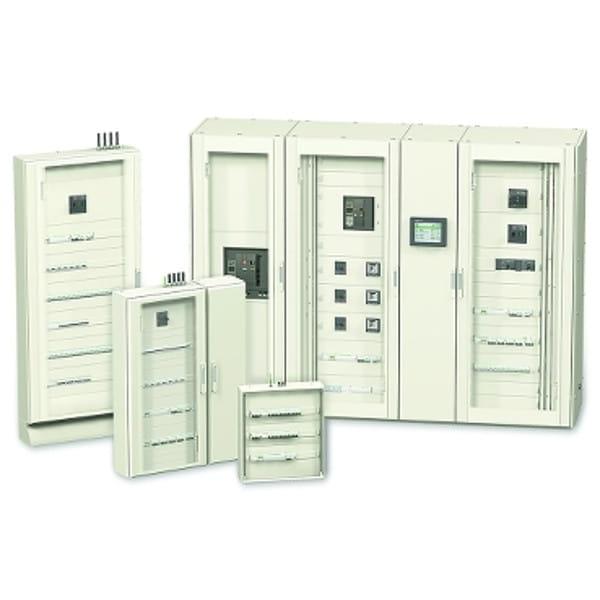 Bancos de Capacitores Automáticos: foto ilustrativa dos bancos capacitores.