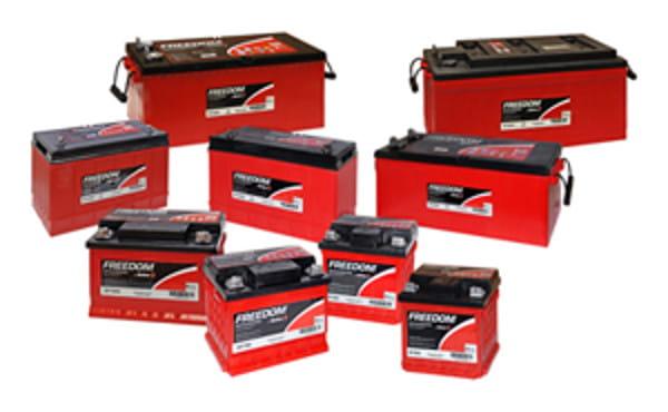 Baterias: foto ilustrativa do no-break.