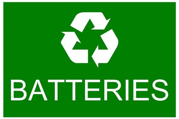 Tudo sobre descarte de baterias usadas